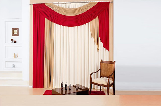 33 modern curtain designs latest trends in window coverings for Bedroom curtains designs in pakistan