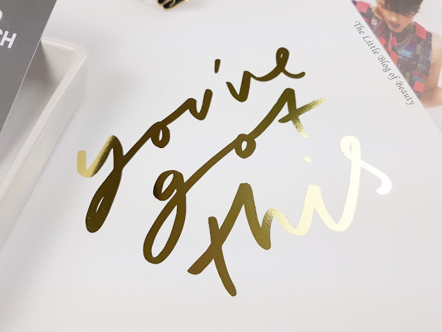 Old English Company 'You've got this' print