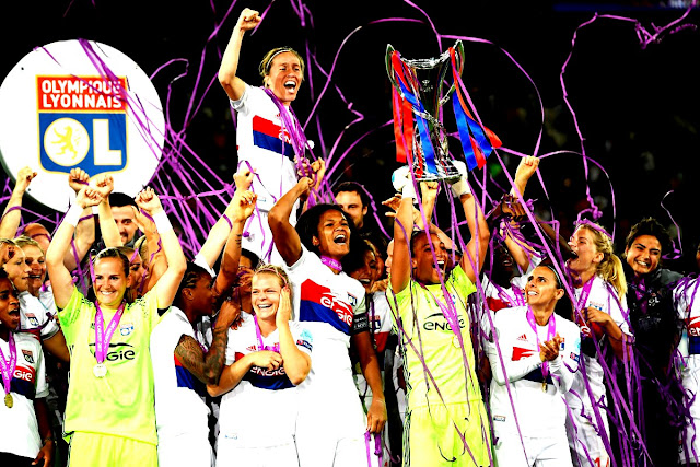Lyon campeão UEFA Womens Champions League