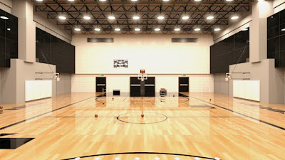 Basketball Practice Court