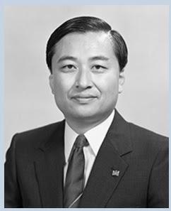 keizo Yamaji president canon