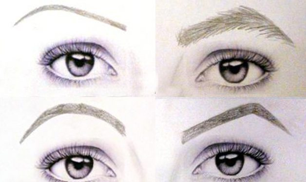 What Your Eyebrows Say About Your Personality! Never Judge Those With High Eyebrows!