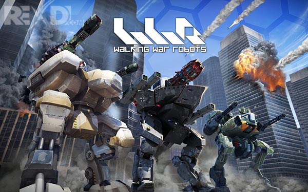 تحميل Walking War Robots مهكرة اخر تحديث