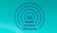 LU 32 AM 1160 Radio Coronel Olavarría