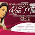 Participe da festa de Nossa Senhora Rosa Mística, de 02 a 12 de outubro