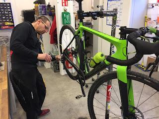 Gratis Bike Check vom Mountainbiker am See für ketterechts - dem Rennradblog