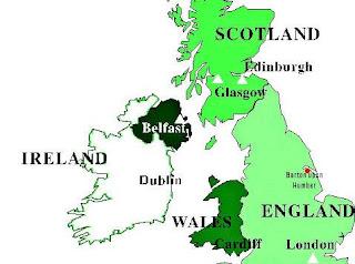 καθεστώς των συνόρων με τη Β. Ιρλανδία