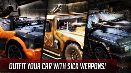 Death Race: Shooting Cars Apk v1.1.1 Mod Money