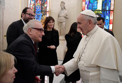 Scorsese and Francis