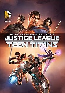 Justice League vs. Teen Titans (2016) Full Movie HDRip 1080p | 720p | 480p | 300Mb | 700Mb | ESUB