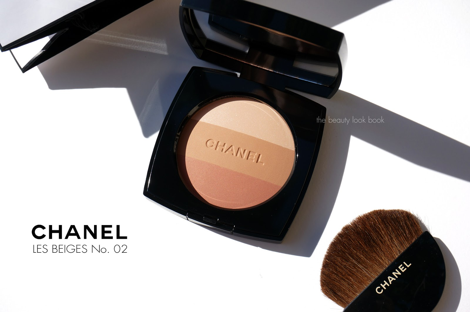 chanel les beiges healthy glow multi colour no 02 the beauty look book. Black Bedroom Furniture Sets. Home Design Ideas