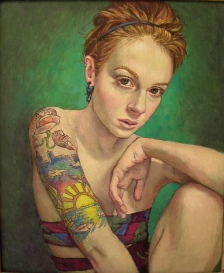 Annemarie Holloway | Australian Figurative Artist