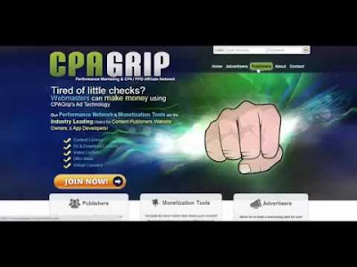 شركه cpagrip - الربح من الانترنت - كيف تربح من الانترنت