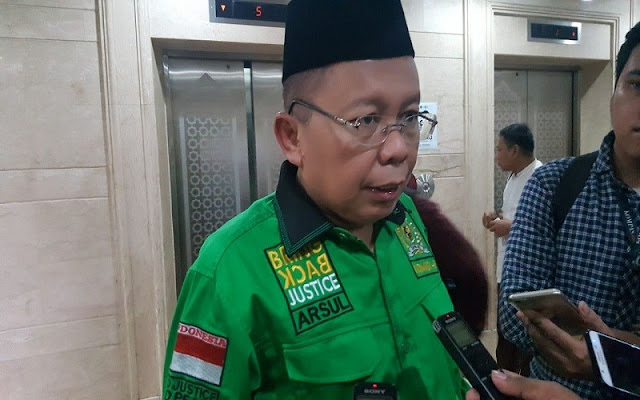 Rommy Digarap KPK, Sekjen PPP Ogah Berkomentar