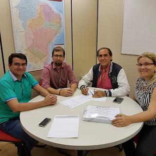 Prefeito de Picuí e secretária Keiles Lucena participam de seminário da fundação Abrinq em Fortaleza