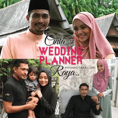 Cinta Si Wedding Planner Raya