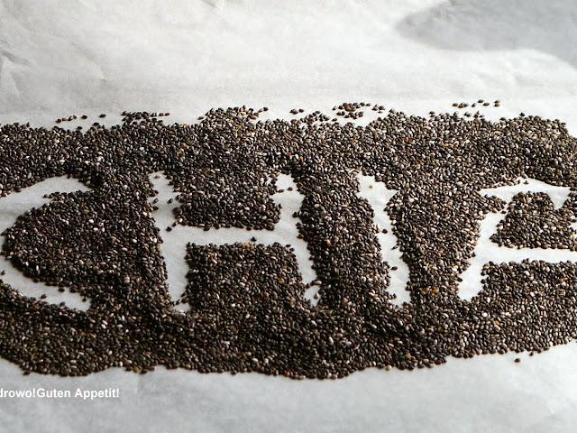 """Nasiona CHIA - """"SUPERFOOD"""". Przygotowanie galaretki z chia - Czytaj więcej »"""