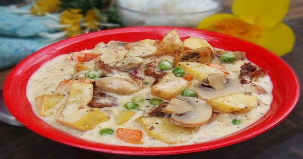 Pastel De Pollo Recipe