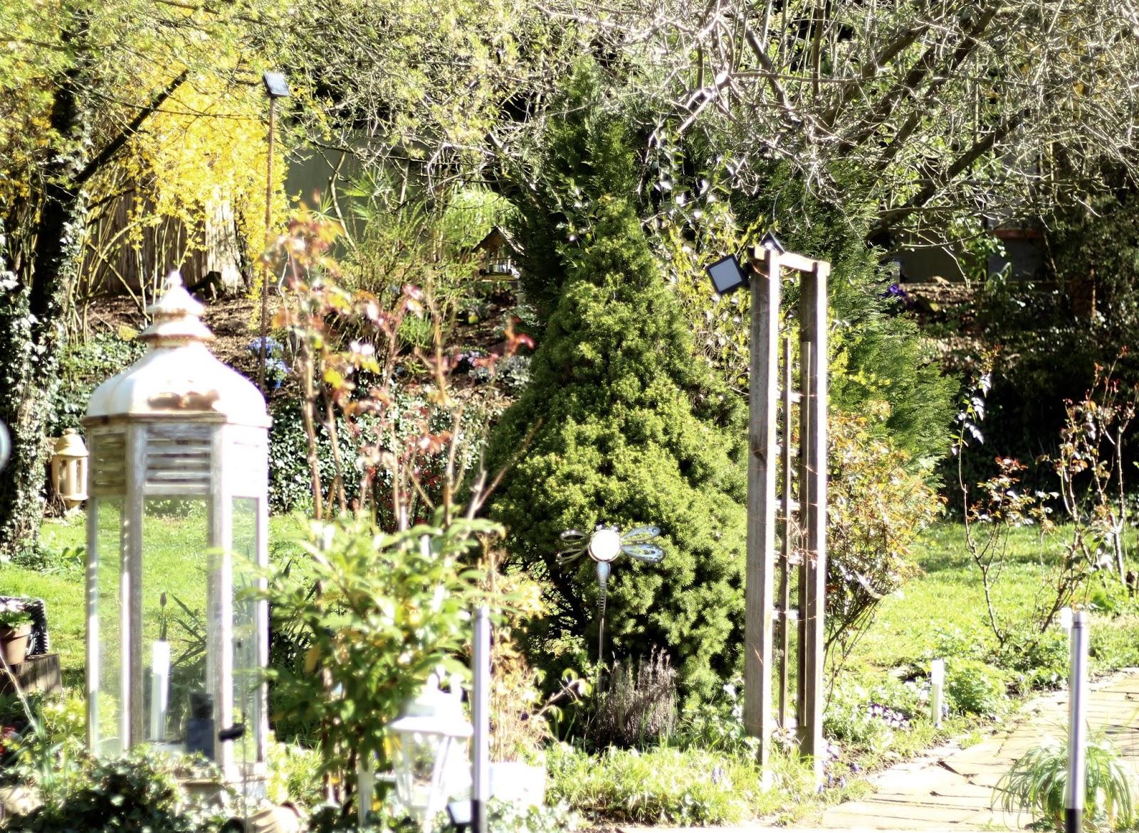 Unser Landhaus-Garten im Kraichgau