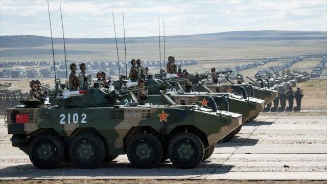 Avances militares de China, principal enfoque de Pentágono en 2020
