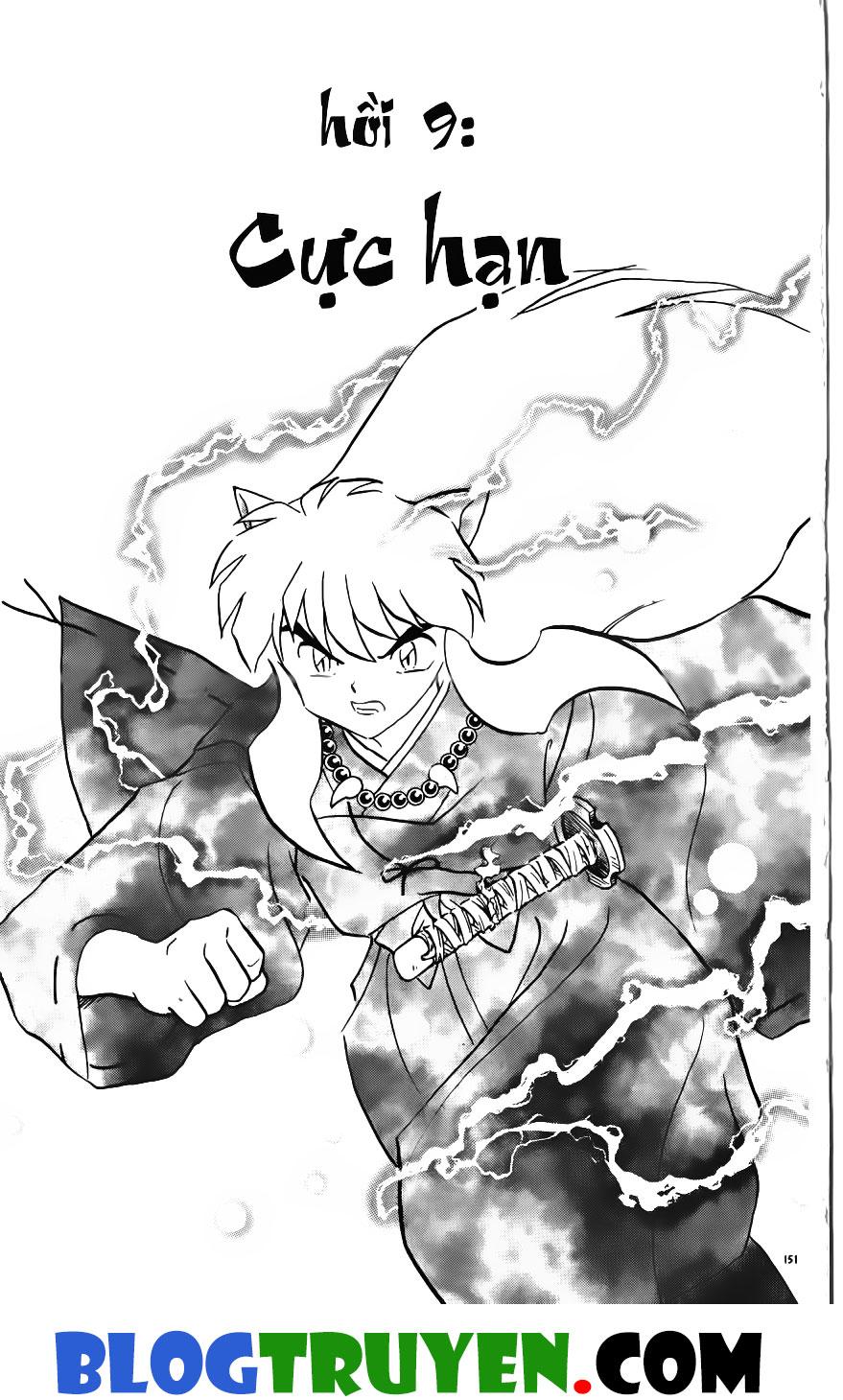 Inuyasha vol 27.9 trang 2