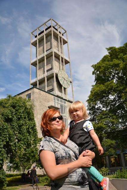 Aarhus - Wieża ratuszowa