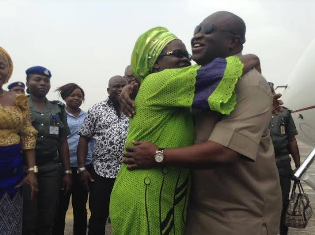 In Abia Residents troop out to celebrate Gov. Ikpeazu's Supreme Court victory (PHOTOS)