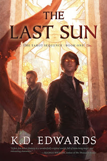 Interview with K. D. Edwards, author of The Last Sun