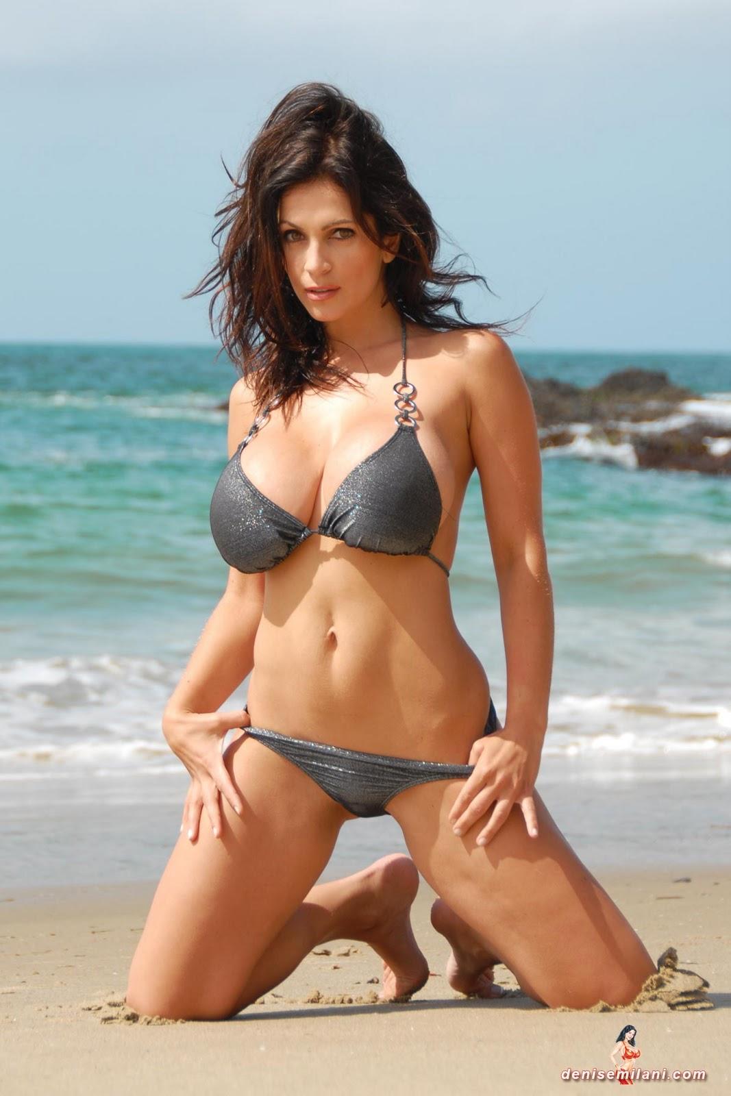 bikini Malvade in