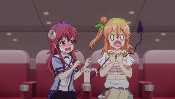 Machikado Mazoku Episode 9 Subtitle Indonesia