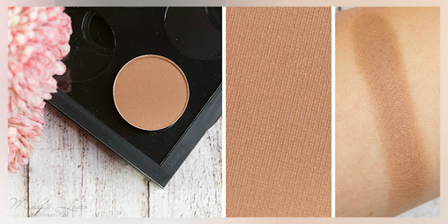 MAC Lidschatten Haul Cork Swatch