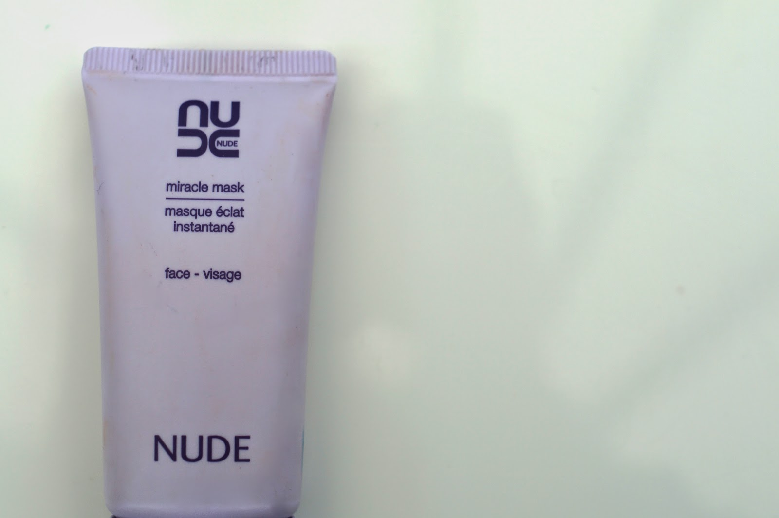 Nude miracle mask Nude Photos 1