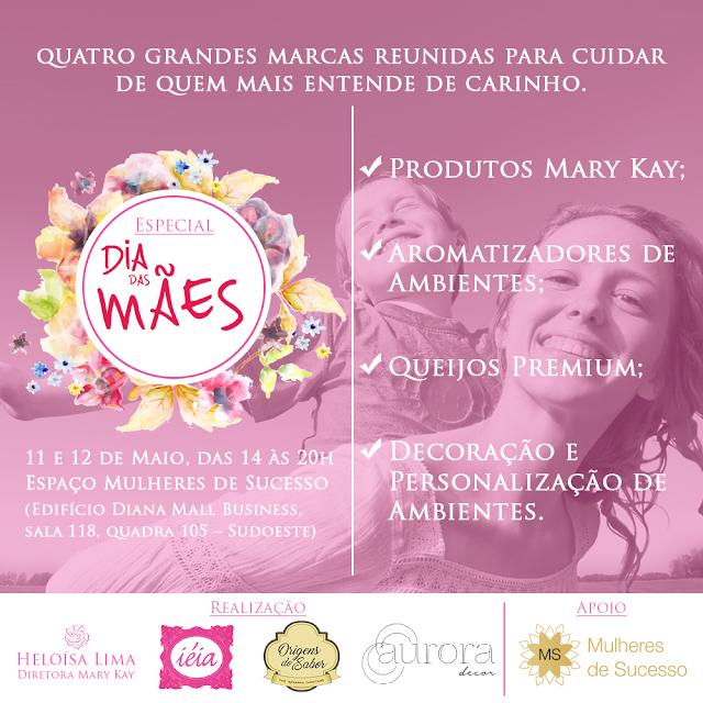 Dias das mães: comprinhas para presentear