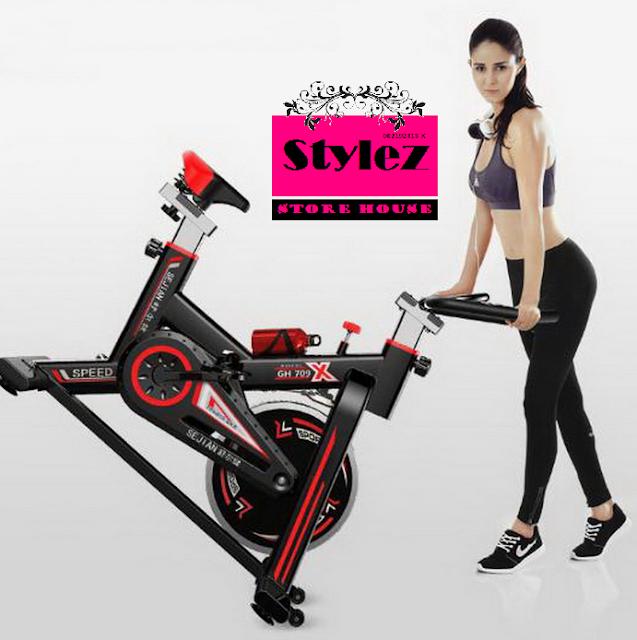 spinning bike murah