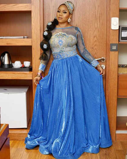 Toyin-Lawani-the-Arabian-Night-theme-Premiere-of-The-Wedding-Party-2-Destination-Dubai