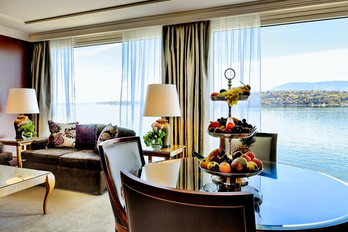 President Wilson Hotel Geneva Booking