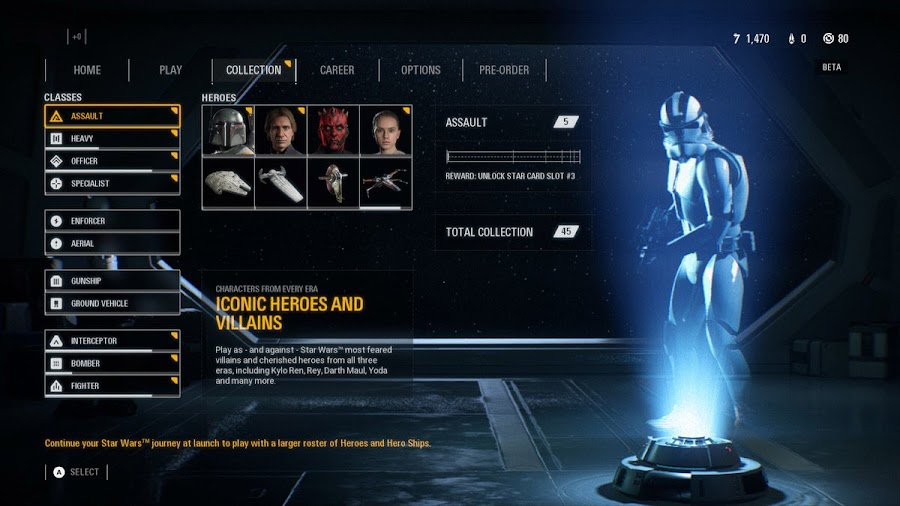 star wars battlefront 2 player progression update