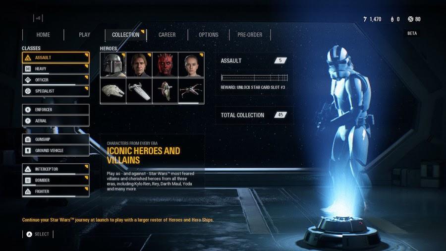 star wars battlefront 2 player progression update