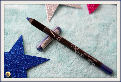 Faces Canada Ultime Pro Matte Eye Pencil Dazzling Blue 05 Review