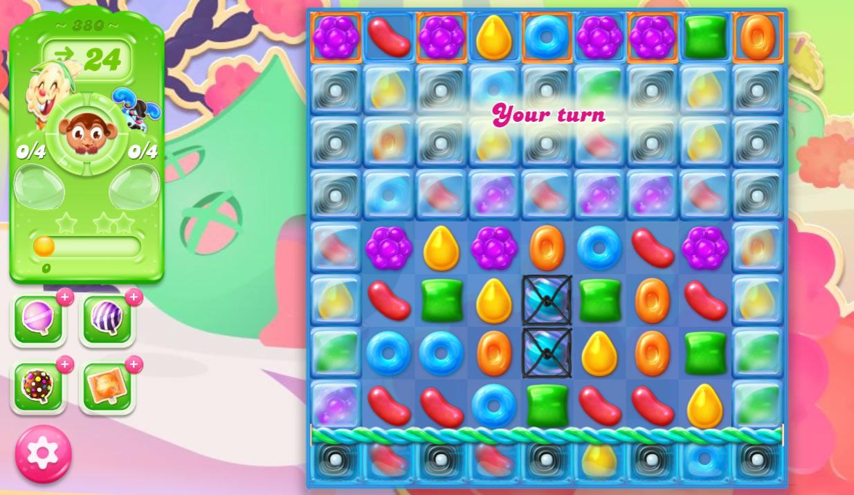 Candy Crush Jelly Saga 380
