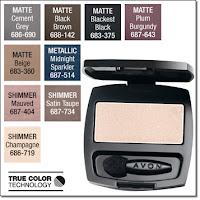 Avon True Color Eyeshadow Single