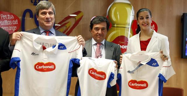 Carbonell deja a Carolina Marín apenas un año después de llegar
