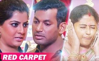 Ananda Vikatan Cinema Awards 2018 – Red Carpet