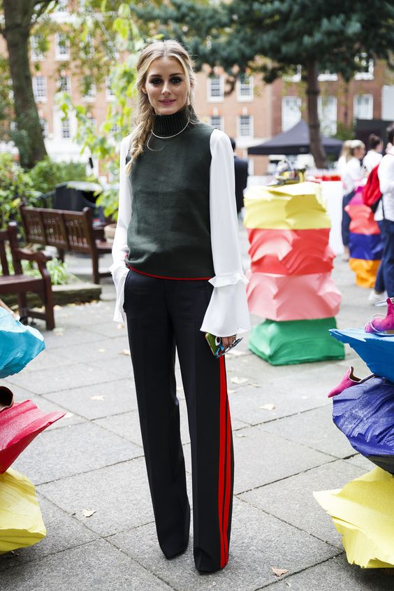 The Olivia Palermo Lookbook Olivia Palermo At London Fashion Week I