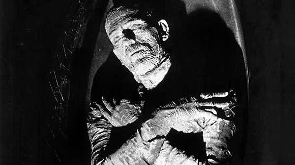 La mummia- film 1932