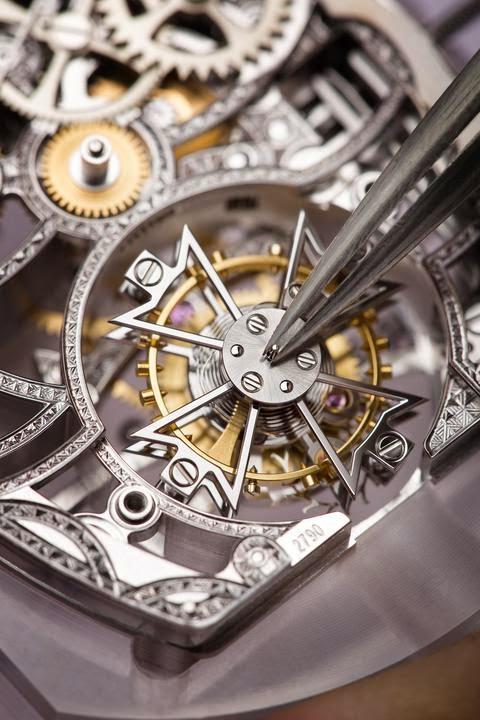 Artesanía en la relojería 21