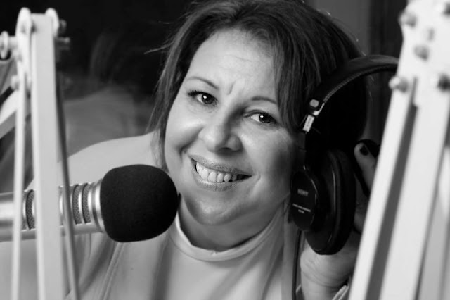 A produtora e apresentadora da USP FM, Miriam Ramos: programa com plateia estudantil no plano das emissoras em breve (Foto: Divulgação)