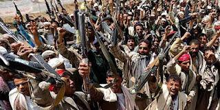 Rudal Balistik Teroris Syiah Hutsi Menginvasi Wilayah Saudi
