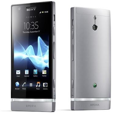 Alguns Sony Xperia P estão perdendo 5% da sua bateria por causa de um widget 2