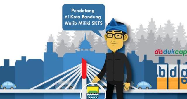 Pemkot Bandung Luncurkan Aplikasi E-Punten untuk Warga Pendatang